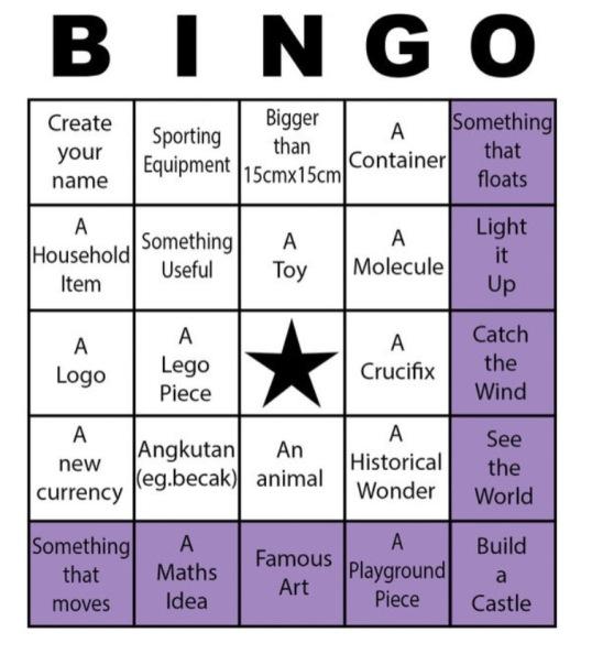 3D Bingo